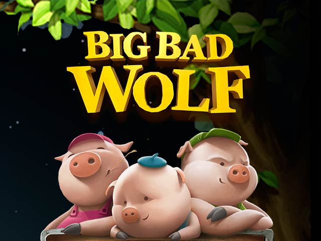 Novi igralni avtomati - Big Bad Wolf