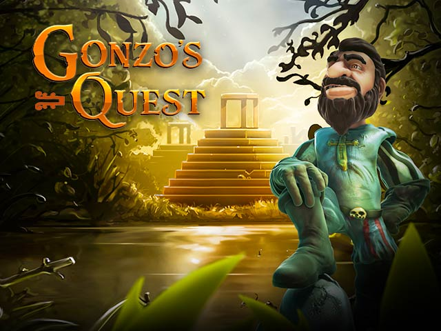 Video avtomat Gonzo's Quest