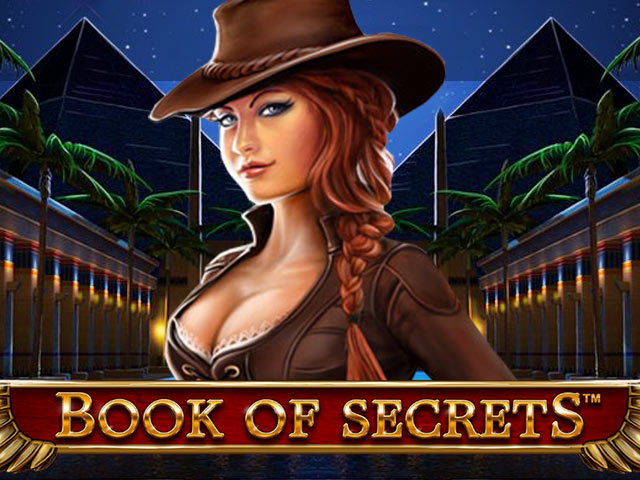 Book of Secrets SYNOT Games