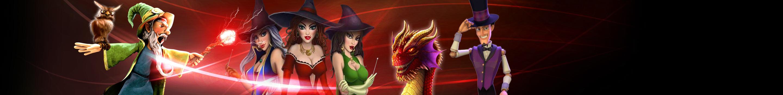 Igralni avtomati z mitološko temo